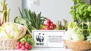 At the Austrian caterer Gourmet Business, a dedicated team is working on becoming increasingly climate-friendly - in close cooperation with WWF Austria.