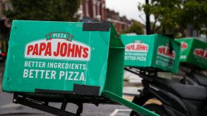 The US pizza company Papa John's is coming to Germany.