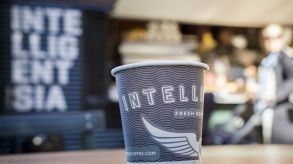 Like Peet's Coffee, boutique coffee bar chain Intelligentsia is part of JAB Holding.