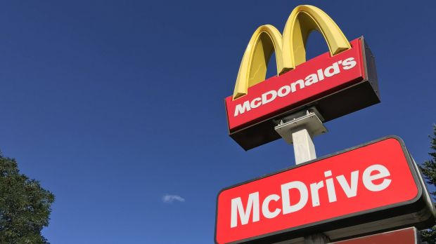 Drive-thrus are part of McDonald's new growth strategy.