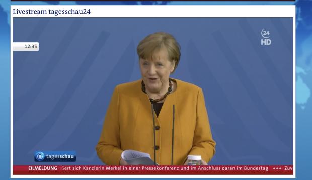 Rücknahme Oster-Lockdown: Merkel kippt Osterruhe
