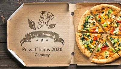 The Albert Schweitzer Foundation is subjecting German pizza chains to a vegan check.