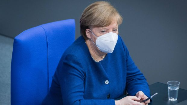 The German government under Chancellor Angela Merkel apparently wants to extend the current lockdown.
