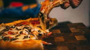 Rank of the best pizzerias outside Italy.