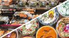 Eat Happy macht neben Sushi nun auch Levante.
